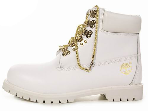 white timberland boots gold laces images