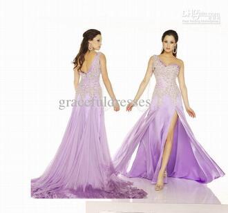 dress prom dress cute mac duggal prom dresses sequins purple prom dress