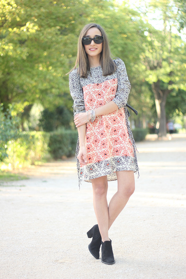 besugarandspice blogger sunglasses dress