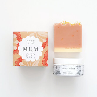 home accessory soap bathroom peach mothers day gift idea gift ideas quote on it