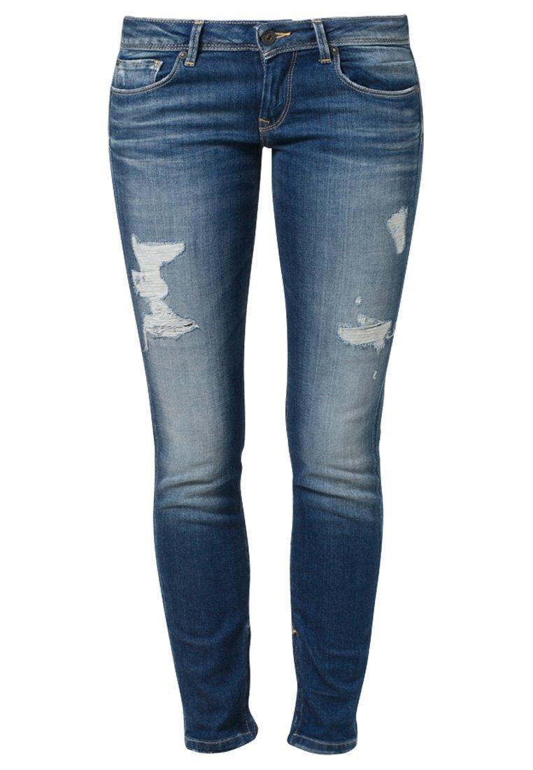 Pepe Jeans CHER - Jeans Slim Fit - E39 - Zalando.de