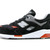 Men's new balance 1600 Pigeon Custom White Black Red Shoes