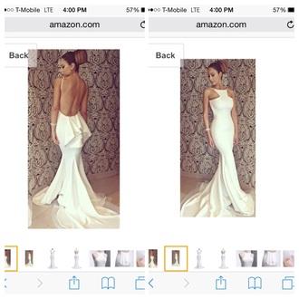 dress white size 4