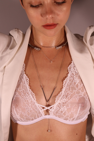 jewels silver jewelry necklace sterling silver herkimer diamonds crystal quartz choker necklace lariat classy blazer white blazer bra