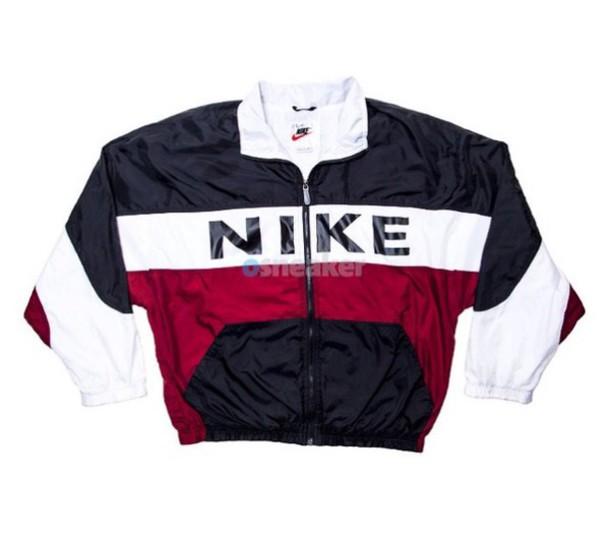 jacket vintage windbreaker nike jacket 90s jacket