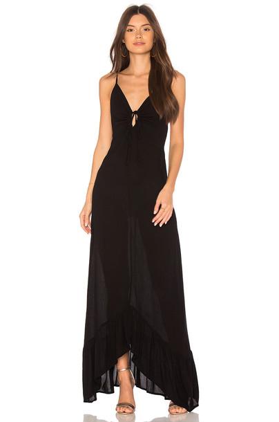 cleobella dress midi dress midi black