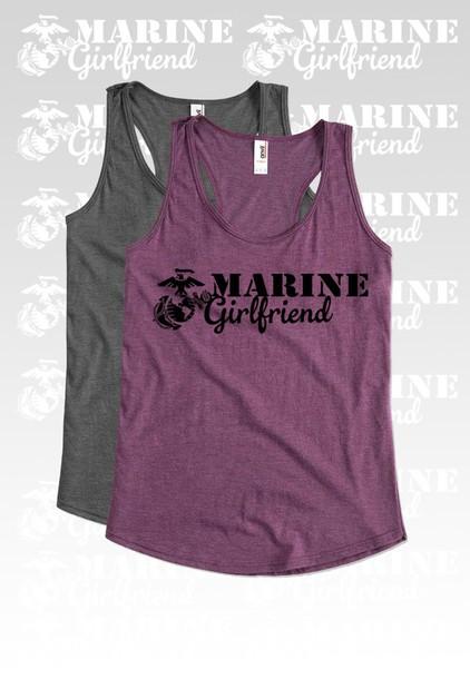 24921033 shirt marine girlfriend shirt marine girlfriend marine wife marine t shirts  marine girlfriend tank top marine