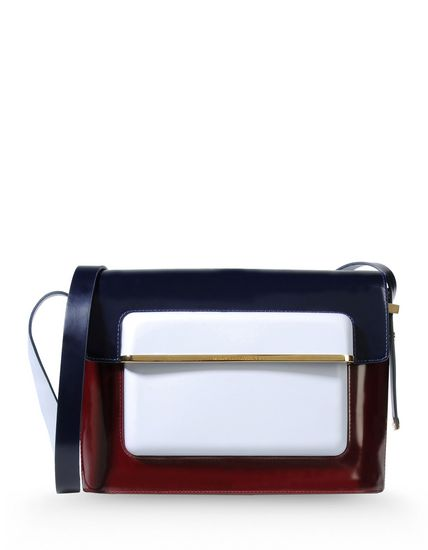 Mary Katrantzou Medium Leather Bag - Mary Katrantzou Handbags Women - thecorner.com