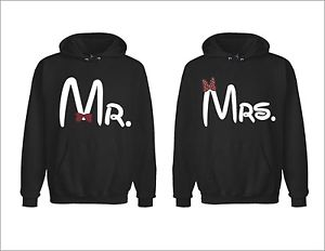 Mr and Mrs Disney Sweater | eBay