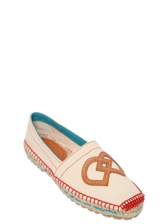 espadrilles cotton white shoes
