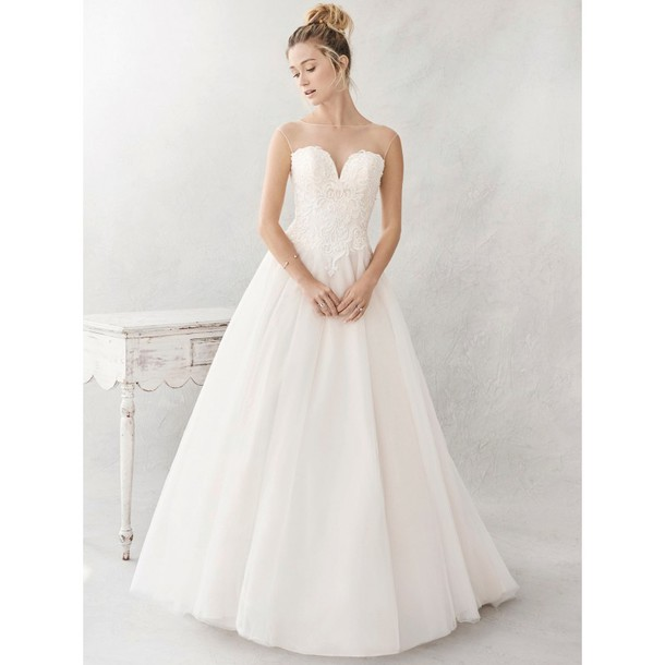 dress embroidery wedding dresses bridesmaids ring sweet trainers charming design