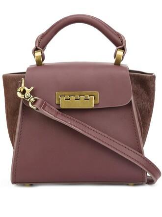mini women red bag