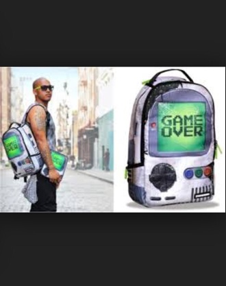 bag dope dope wishlist swag game over game over backpack backpack school bag i want this bag! omg i love this amazon mens accessories