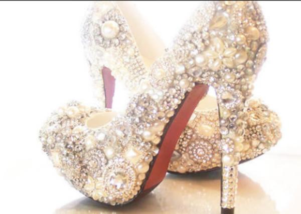 shoes embellished sparkly shoes pumps