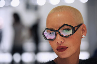sunglasses amber rose cool fashion new hot summer 2014 spring girl amber rose black geometric black sunglasses swag tumblr twitter instagram boss like a boss bossy jewels