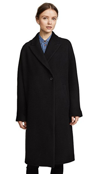 Madewell coat black
