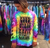 sweater,t-shirt,boy,colorful,grunge,indie,style,stylish,cute,good,vibes,amazing,good vibes