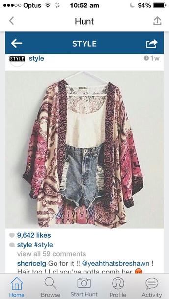 coat indie fashion style