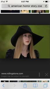 hat,american horror story