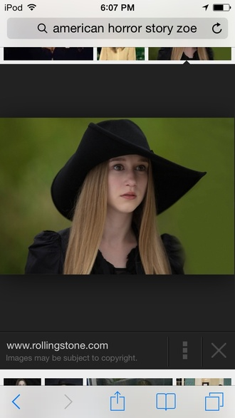 hat american horror story