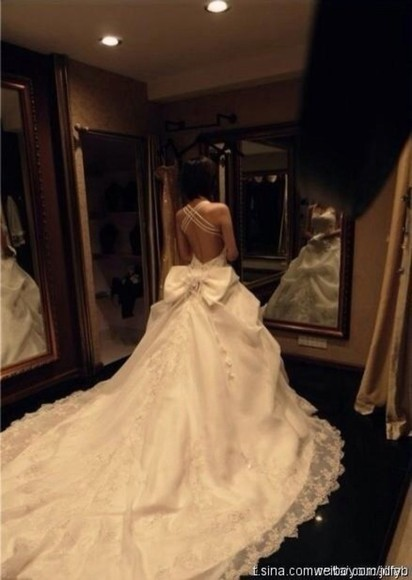dress wedding dress lace top wedding dress mermaid wedding dresses lace wedding dresses princess wedding dresses strapless wedding dresses love, shirt, angle, b.e.a.u.t.i.f.u.l! white wedding prom dress lace, bow, cream, dress, gown, bow, wedding, wedding dress