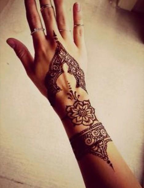 home accessory henna