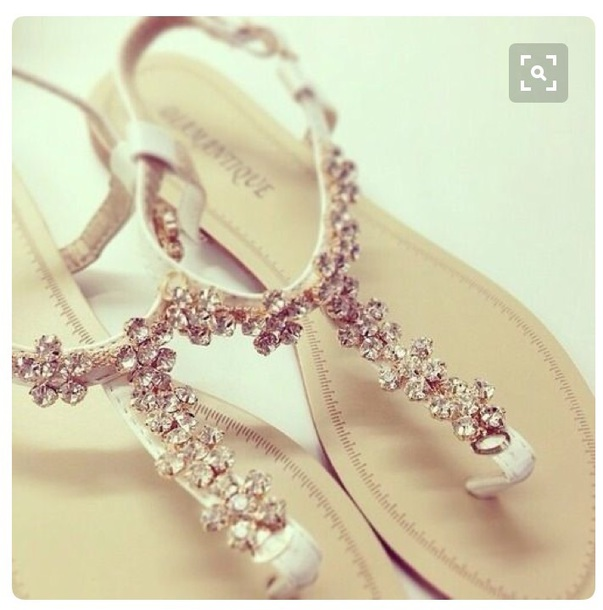 shoes diamonds sandals nude sandals cute sandals barefoot sandals Silver sandals flats shoes flats flip-flops silver flip flops sparkly flip flop fancy