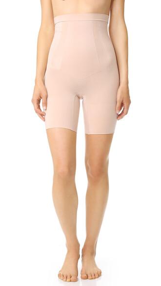 shorts high soft nude