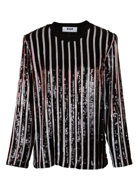 MSGM top embellished top embellished