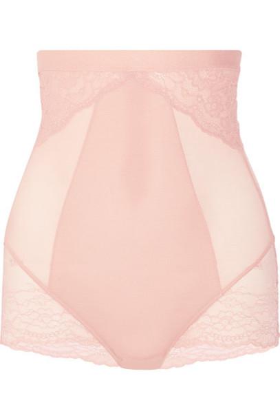 Spanx high lace underwear