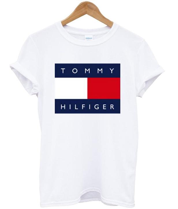 c9afab1b75f6 tommy hilfiger T-shirt - Basic tees shop