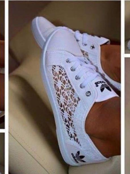 Lace Pump Shoes Adidas