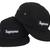 Supreme Snapbacks Black Canvas Camp Cap Hats / FREE SHIPPING