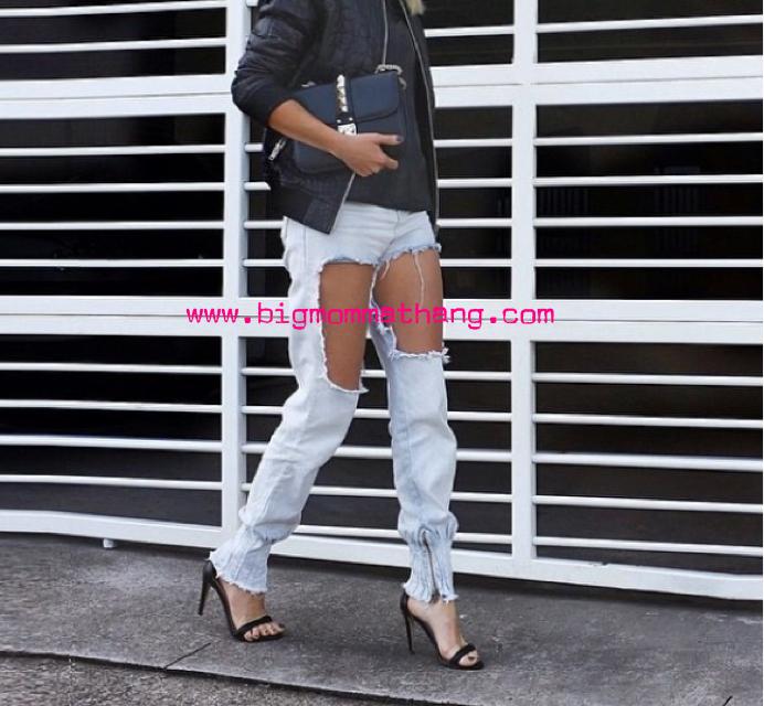 Sassy jeans