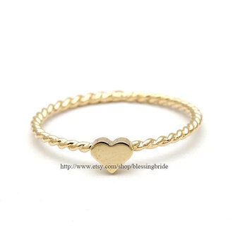 jewels etsy etsyshop sterling silver ring heart heart jewelry heart ring twisted band eternity ring woman ring girl ring gold ring