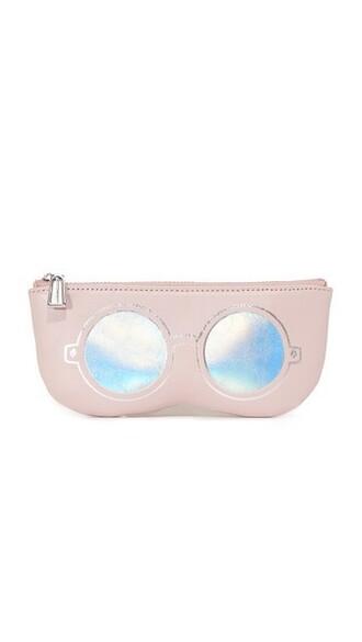 vintage pouch pink bag