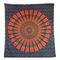 Indian printed mandala tapestry online - handicrunch.com