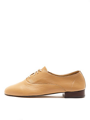 Bobby Leather Lace-Up Shoe | American Apparel
