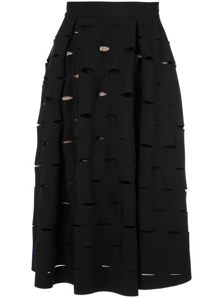 Gloria Coelho skirt women spandex black