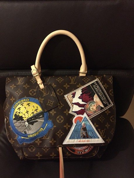 bag loisvuitton cindysherman lv bag