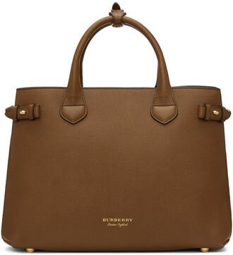tan brown bag
