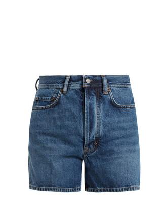 shorts denim shorts denim high