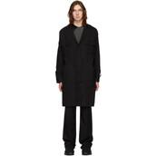 coat,long,black,wool