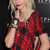 Taylor Momsen's plaid tee dress TheGloss