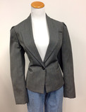 Gray sharpe blazer (medium) (v)