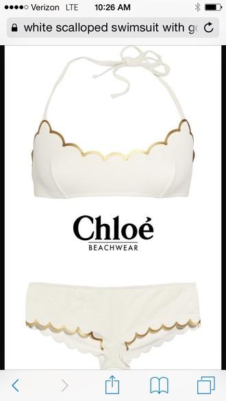 swimwear chloe