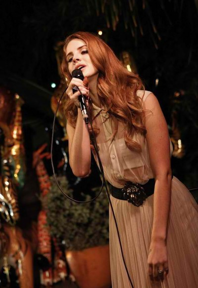 lana del rey dress long transparent dress transparent nude beige peter pan collar