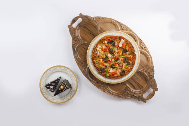 home accessory wood tray