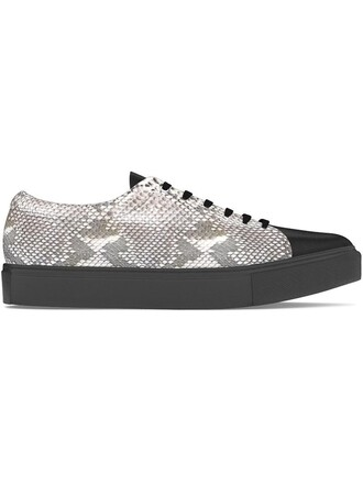 women python sneakers leather shoes