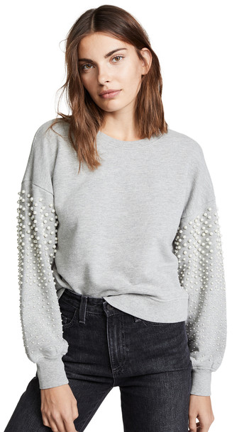 Joie Sanceska Sweatshirt in grey